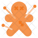 Voodoo Doll Torture Icon