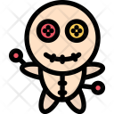 Voodoo Doll Myth Icon