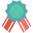 Vote Badge Medal Icon