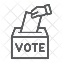 Hand Voting Vote Icon