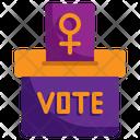 Vote Ballot Cultures Icon