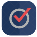 Election App Ok Icon