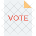Vote Survey Elections Icon