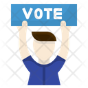 Vote Avatar Protest Icon