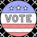 Votebadge Icon