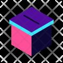 Vote Box Delivery Icon