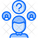 Voter confusion Icon