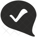 Comment Voting Sign Icon