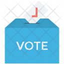Voting Elections Casting Icon