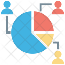 Voting Result Graph Icon