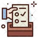 Voting Poll Vote Icon