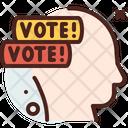 Advice Election Advice Vote Mind Icon