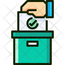 Voting Election Selecting Icon