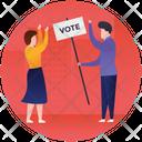 Voting Campaign Icon