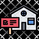 Voting House Icon