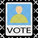 Application Voting Box Icon