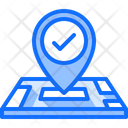 Place Location Pin Icon