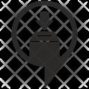 Voting Place Geo Icon