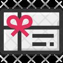 Gift Voucher Voucher Gift Icon