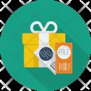 Voucher Gift Code Icon