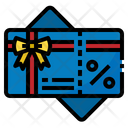 Voucher Coupon Gift Icon