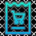 Voucher Cart Icon