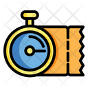 Voucher Duration Business Store Icon