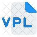 Vpl File Icon