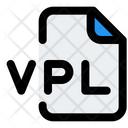Vpl File Audio File Audio Format Icon