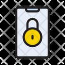Vpn Mobile Lock Icon