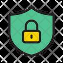 Vpn Lock Security Icon