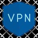 Vpn Network Access Icon