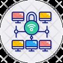 Vpn Network Security Remote Access Icon