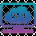 Vpn Marketing Email Icon