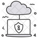 Cloud Hosting Vpn Vpn Hosting Icon