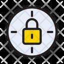 Lock Private Security Icon