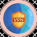 Vpn Netwrok Vpn Network Icon
