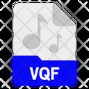 Vqf File Format Icon