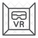 Vr Room Gaming Icon