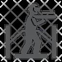 Vr Platform Gaming Icon