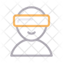 Vr Goggles Child Icon