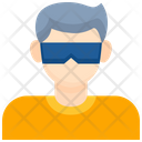 Headset Drone Virtual Reality Icon