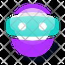 Vr Glass Virtual Icon