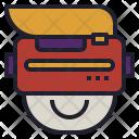 Vr Gaming Virtual Icon