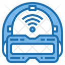 Vr Artificial Intelligence Icon