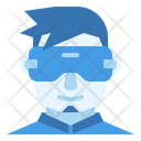 Vr Glasses Virtual Reality Icon