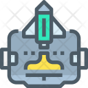 Vr Game Space Icon