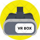 Vr Box Headset Icon