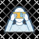 VR Cardboard Icon