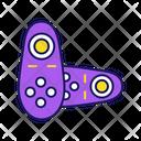 Video Joystick Gaming Icon